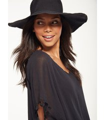 lizzy beach hat