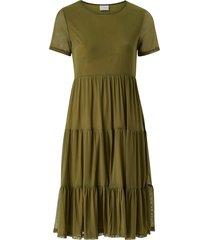 klänning vidavis s/s midi dress