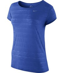 camiseta dama nike 589044-439 azul