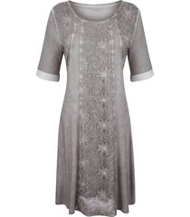 jurk amy vermont grijs