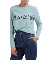 camicia donna maniche lunghe life is a dream capsule collection