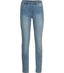 jeggings di jeans elasticizzato (blu) - rainbow
