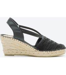 zapato casual mujer freeport z1c1 negro