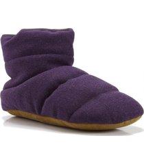 pantuflas slippers hibootie 2 púrpura rockford
