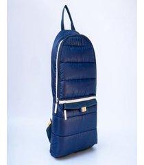 mochila azul matriona camper