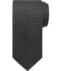 awearness kenneth cole black micro dot narrow tie