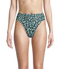 harry high-cut bikini bottom