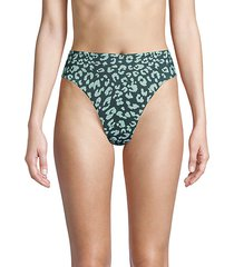 harry high-cut bikini bottom