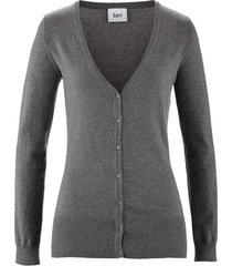 cardigan (grigio) - bpc bonprix collection