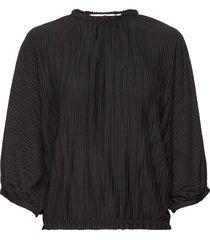 ennaiw blouse blouse lange mouwen zwart inwear