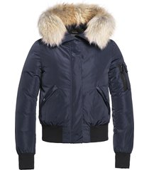 goldbergh bomba fur jacket