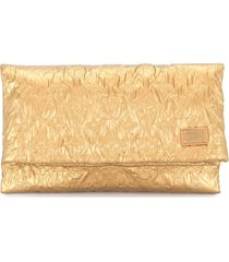louis vuitton 2007 pre-owned limelight clutch - gold