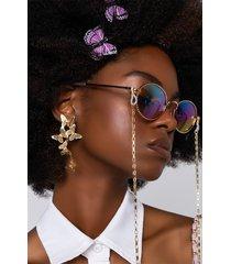 akira flutter by butterfly dangle earring