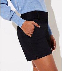 loft curvy riviera shorts with 4 inch inseam