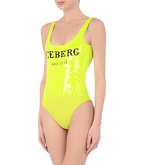 iceberg one-piece swimsuits