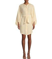 beatrissa linen dress