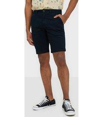 lyle & scott chino short shorts dark navy