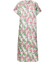 bambah petunia kaftan dress - pink