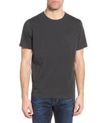 men's billy reid standard fit crewneck t-shirt, size medium - black