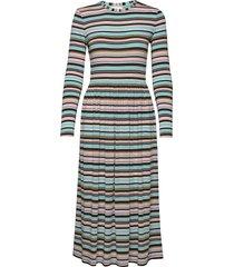 joel, 686 light jersey jurk knielengte multi/patroon stine goya