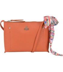 bolsa cordi transversal orange