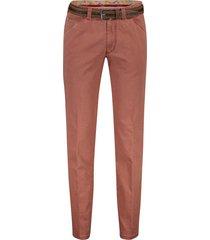 meyer pantalon chicago chino roest