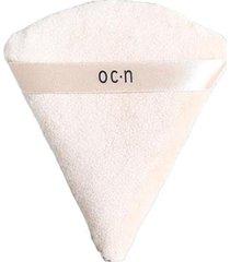 esponja para acabamento océane - powder puff 1 unid.