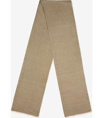 herringbone scarf blue 1