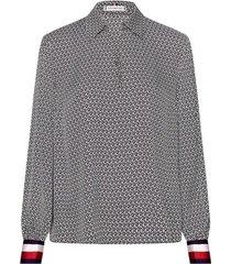 blouse tommy hilfiger ww0ww26605