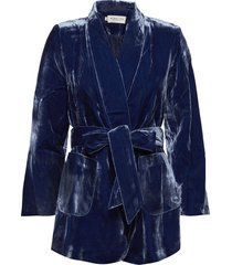 shirly blazer blazer blauw by malina