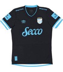 camiseta negra umbro atlético tucumán alternativa 2 21/22