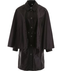 burberry reading cape coat