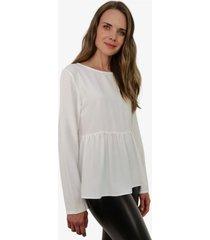 blusa angela blanca jacinta tienda