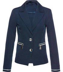 blazer elasticizzato (blu) - bpc selection