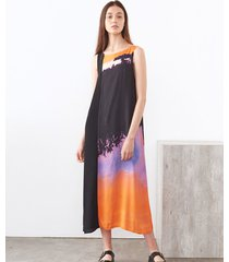 vestido multicolor desiderata lulu