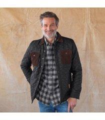 gentlemanly & cool reversible jacket