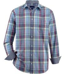 overhemd babista blauw::mint