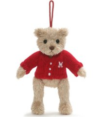 macy's varsity sweater ornament