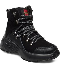 sneakers shoes boots ankle boots ankle boots flat heel svart ilse jacobsen
