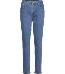 721 high rise skinny bogota li skinny jeans blå levi´s women