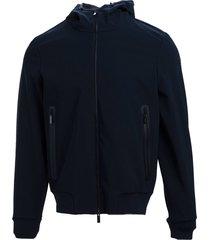 rrd - roberto ricci design rrd technical fabric jacket