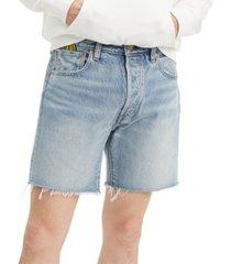 levi's men's nintendo super mario 501 '93 cutoff shorts