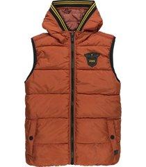 pme legend pja205112 8219 zip jacket wiber bushing bodywarmer orange
