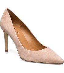 14440 pumps shoes heels pumps classic beige billi bi