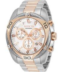 reloj bolt invicta modelo 31320 multicolor