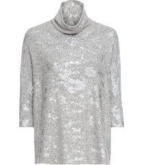 maglia a collo alto (grigio) - bodyflirt