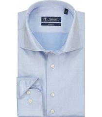 sleeve7 overhemd lichtblauw royal twill