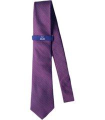 corbata azul oscar de la renta 23ay2100-189