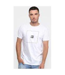 camiseta hang loose silk mc logocam masculina