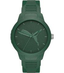 reloj fashion verde puma